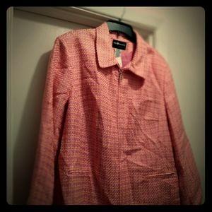Pink New Blazer